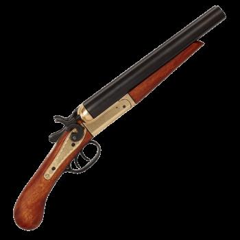 """Двуствольное укороченное ружье ''Обрез"""", США, 1868 г."""