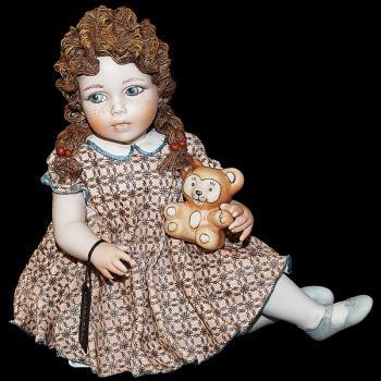"""Кукла """"София"""""""