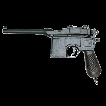 Немецкий пистолет Маузер 1896 года