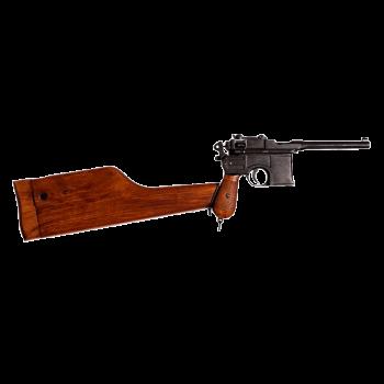 Немецкий пистолет Маузер 1896 года с прикладом-кобурой