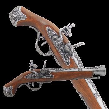 Пистоль английский 18 века