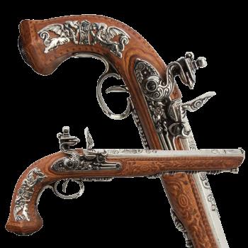 Пистоль дуэльный 1810 г. Boutet