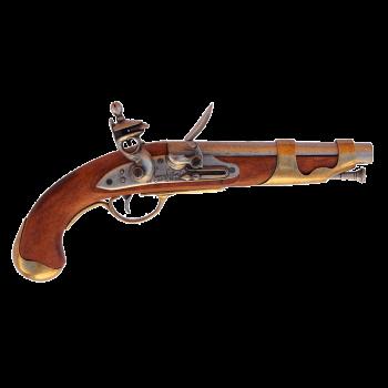 Пистоль французский 1800 года