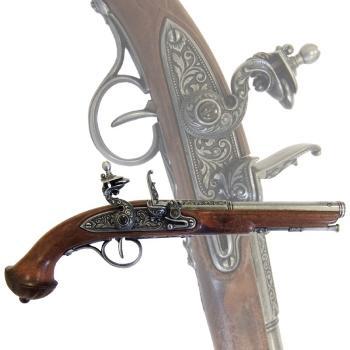Пистоль Италия 18 века