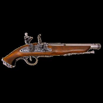 Пистоль пиратский 18 века