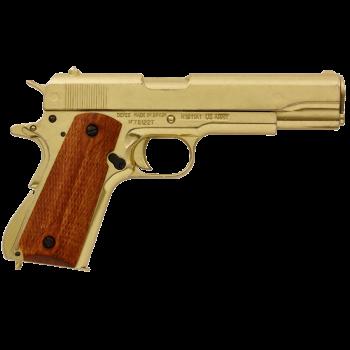 Пистолет автоматический наградной  М1911А1,  США Кольт, 1911 г.