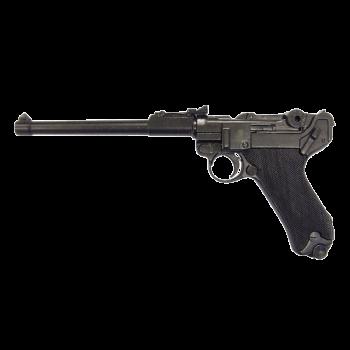 Пистолет парабеллум Люгер Р08 артиллерийский