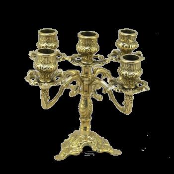 Подсвечник Трилистник 5 свечей