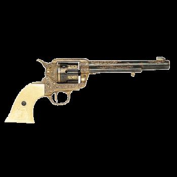 Револьвер 45 калибра кавалерийский 1873 года