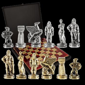 Шахматный набор Древняя Спарта