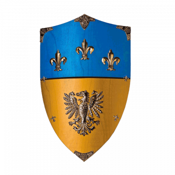 Щит геральдический большой Карла Великого