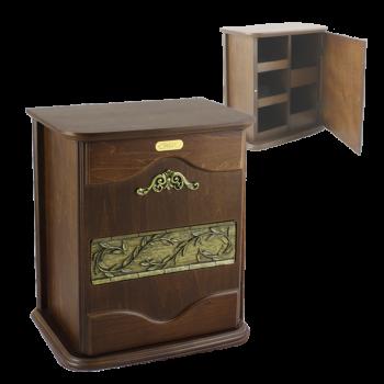 Шкафчик Лавр для мелочей настенный