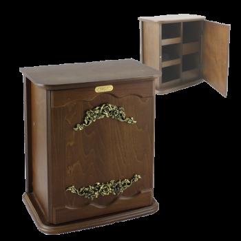 Шкафчик Шиповник для мелочей настенный