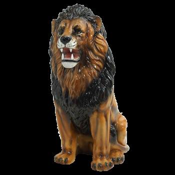 Статуэтка ростовая Лев