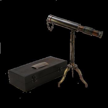 Телескоп настольный на треноге
